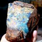 Großer Boulder OPAL - anpoliert